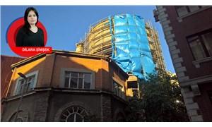 Tarihi Su Kulesi yıkılmasın, restore edilsin