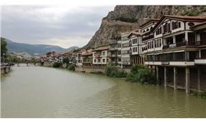 Amasya'da içme suyunun HES'e aktarıldığı ortaya çıktı