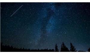 Meteor yağmuru 12-13 Ağustos'ta gözlemlenebilecek