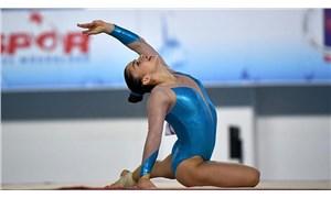 Milli jimnastikçi Tutya Yılmaz'dan tepki: Senin 'Kas Yığını' dediğin şey benim emeğim