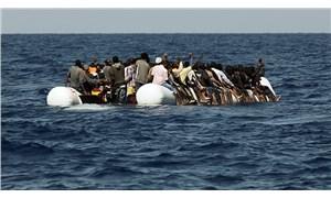 Akdeniz'de hayat kurtarma mücadelesi sürüyor
