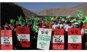 Kanada maden şirketlerinin karanlık sicili: Hem yağmalıyorlar hem öldürüyorlar