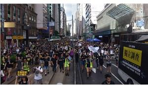 Hong Kong'a müdahale Çin'in imajını sarsar