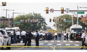 Philadelphia'da polisle çatışmaya giren şüpheli teslim oldu