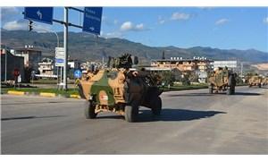 Rusya'dan Türkiye'ye: Suriye'deki askeri harekatlar için Şam'ın onayını alın