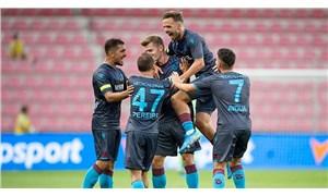 Trabzonspor play-off turuna yükseldi