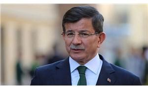 Davutoğlu'nun parti binası görüntülendi