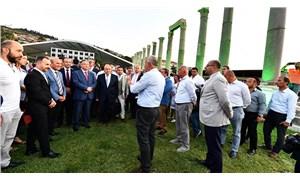 İzmir Büyükşehir Belediyesi Meclis toplantısı tarihi Agora'da gerçekleşti