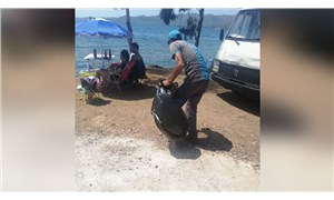 Marmaris'te 5 günde 3 bin ton çöp toplandı