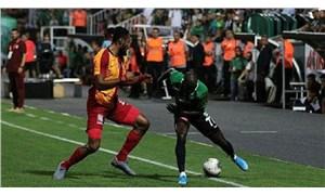 Sezonun ilk maçında Galatasaray, Denizlispor'a mağlup oldu
