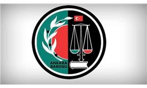 Ankara Barosu da Yargıtay'ın 'Saray' davetini reddetti