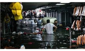 İstanbul Valiliği'nden 'yağış sürecek' uyarısı
