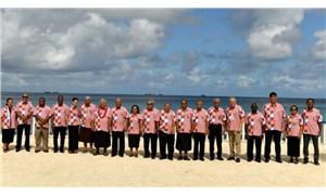 Pasifik Forumu'nda küresel ısıtma krizi