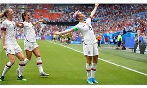 Rapinoe: Trump bizden nefret ediyor çünkü bizler güçlü kadınlarız