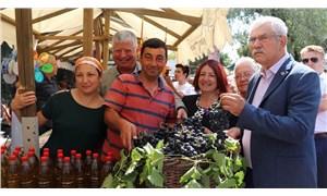 İzmir incir ve üzüm festivalleri ile renklendi