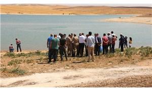Urfa'da baraj gölüne giren biri çocuk 3 kişi yaşamını yitirdi