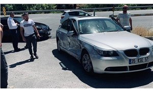 AKP Manisa milletvekillerinin bulunduğu konvoyda kaza: 4 yaralı