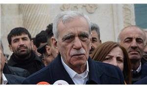 Görevden alınan Mardin Büyükşehir Belediyesi Eş Başkanı Ahmet Türk'ten ilk açıklama