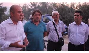 CHP'li Murat Bakan: Yangın söndürme çalışmalarında koordinasyon eksikliği var