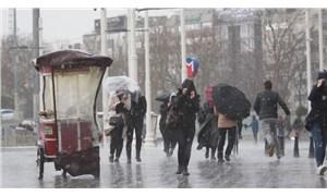 AKOM'dan İstanbul için sağanak yağış uyarısı