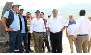 CHP'li Sındır Orman Bakanı'nı istifaya çağırdı