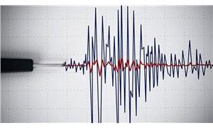 Dersim'de 3,9 büyüklüğünde deprem