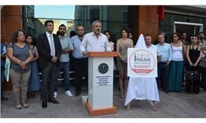İzmir Barosu 'Özgür Kürsü'yü kurdu