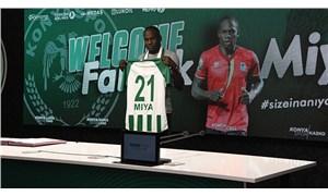 Konyaspor, Farouk Miya'yı transfer etti