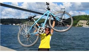 Londra'dan İstanbul'a bisikletle geldi: 89 gün, 4 bin 500 kilometre...