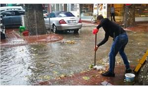 Meteoroloji'den İstanbul'a sel uyarısı