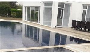 Şeker fabrikasını havuzlu villa yaptılar