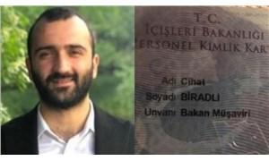 AKP Gençlik Kolları Başkanı Biradlı sınavsız müşavir oldu