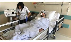 Baba ve oğul 'rapor vermedi' diye doktoru dövdü