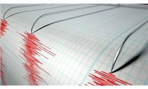 Ege Denizi'nde 3,5 büyüklüğünde deprem