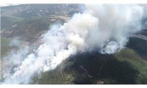 """""""Orhaneli'ndeki orman yangını sabotaj olabilir"""""""