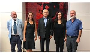 YAYKOOP yönetim kurulu, Kılıçdaroğlu ile bir araya geldi