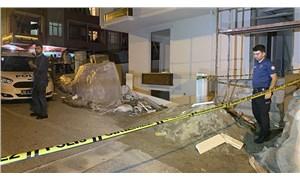 Çekmeköy'de iş cinayeti: İşçi, asansör boşluğunda ölü bulundu