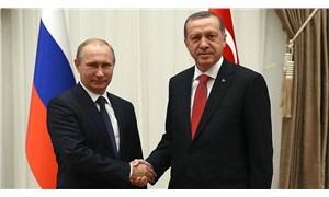 Erdoğan Putin'le görüşmek için Moskova'ya gidiyor
