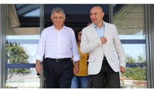 HDP'den Tunç Soyer'e ziyaret
