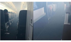 İçi dumanla dolan yolcu uçağı acil iniş yaptı: 7 kişi yaralandı