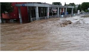 Samsun'da sağanak yağış: 2 ölü, 3 kayıp