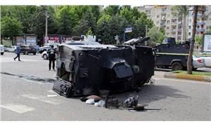 Diyarbakır'da zırhlı araç devrildi: 1 polis hayatını kaybetti