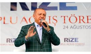 Erdoğan: Dönem siyasi ayrılıkları bir tarafa bırakma dönemidir
