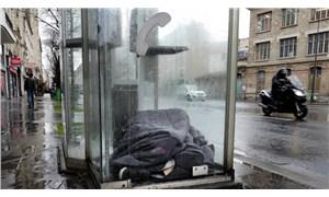 Hollanda'da evsizlerin sayısı 10 yılda iki katına çıktı