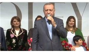 Erdoğan'ın gündemi: Burada iki helikopterin ineceği yer olsa helikopterlerle buraya inerdik, buraya bir helikopter pisti olmalı