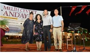 Melih Cevdet Anday 14. kez anıldı