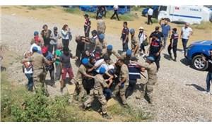 JES'e karşı direnen yurttaşlara jandarma saldırısı: 26 gözaltı