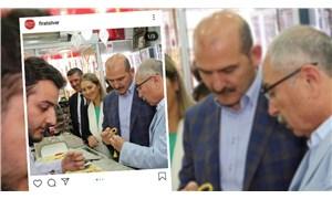 Skandal görüntüler: Bakanlar, kayyumdan aldıkları binlerce liralık 'hediyeleri' bizzat seçmiş!