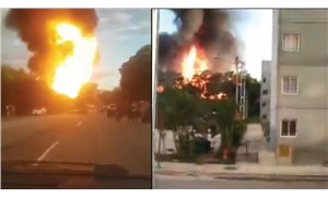 Venezuela'da gaz dolum tesisinde patlama