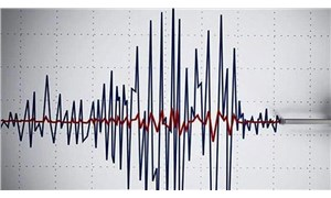 Akdeniz'de 4,3 büyüklüğünde deprem